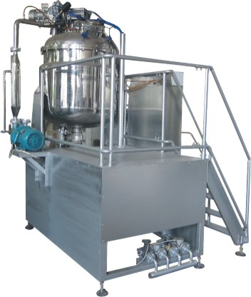 Syrup Cooking Equipment Sugar Dissolving Pot Sugar
